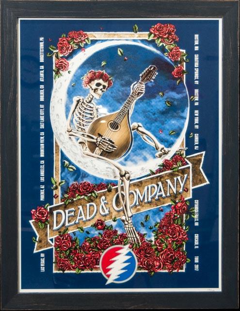 Dead & Company, poster