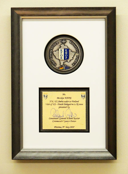 Kosovo Forces Medal