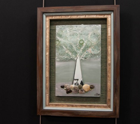 Friday's Featured Frame: Framing 3-Dimensional Art