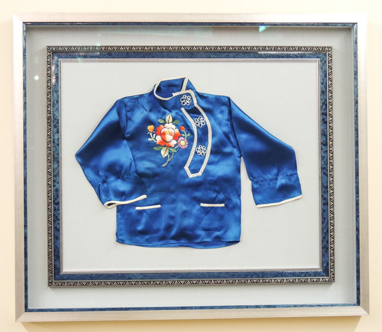 Traditional Silk Chinese Jacket