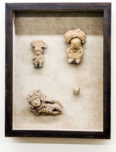 Stone Figure Collection