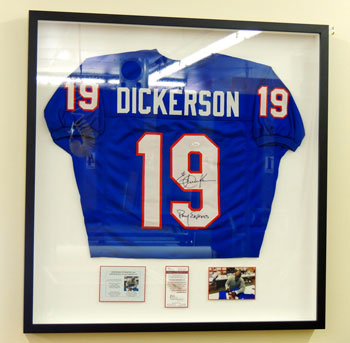 Dickerson Football Jersey