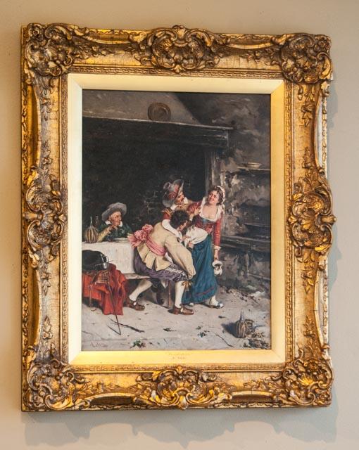 Frame Restoration & Gilding