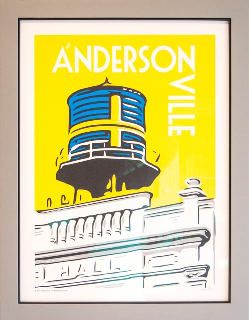Andersonville Poster