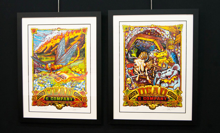 Dead & Company Posters