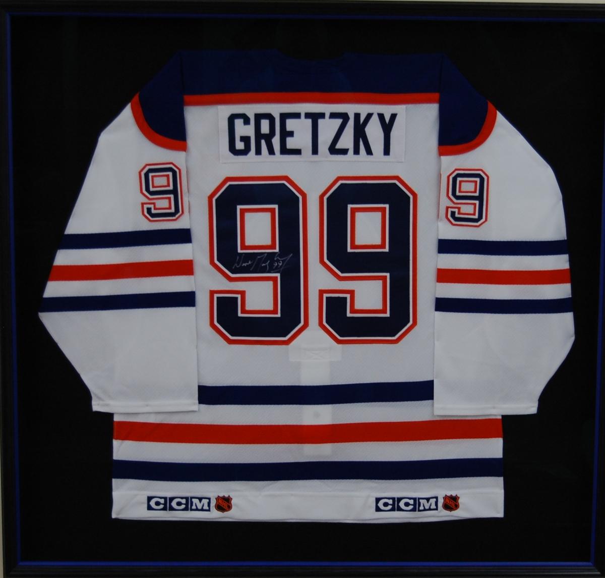 Gretzky Hockey Jersey