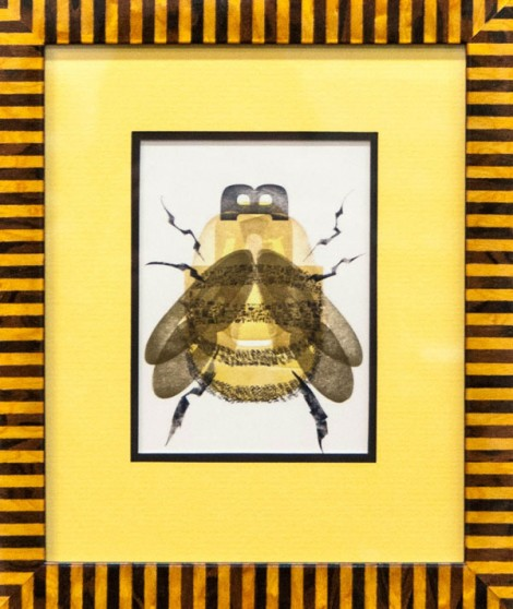 Honey Bee | Size of the Art doesn't Measure its HEART