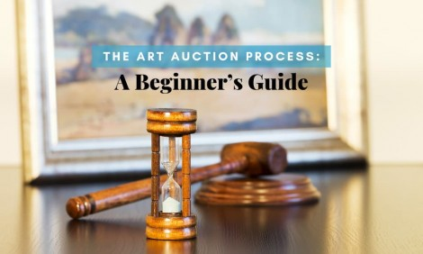 A beginner's guide to buying great value art at auction