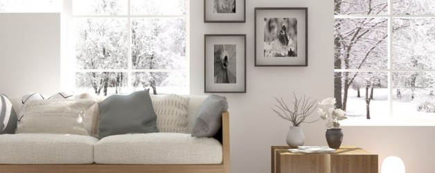 Choosing a Frame Based on Your Home's Design Style